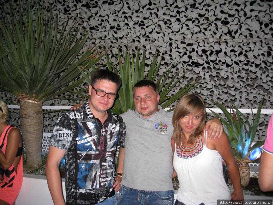 Депутат, антон и Юлёк