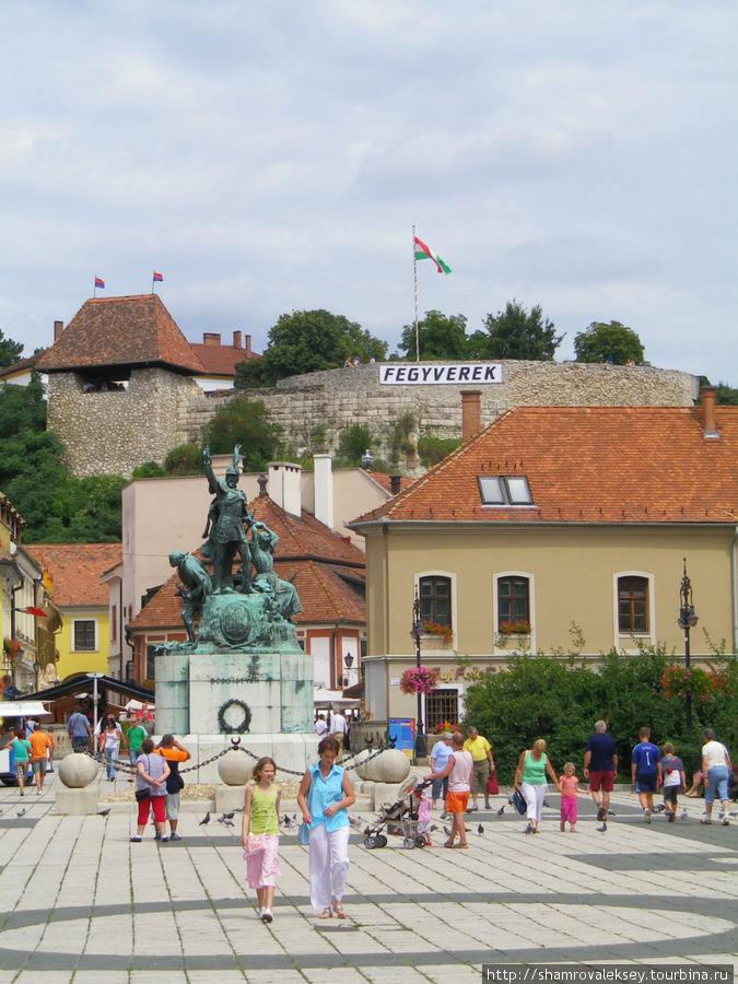 Стены крепости