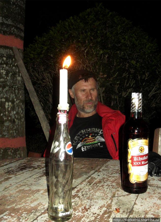 Вечер в Читване обычно чреват пивом...