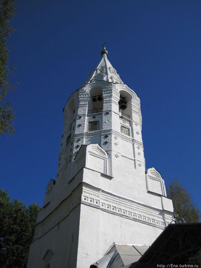 Колокольня Покровской церкви