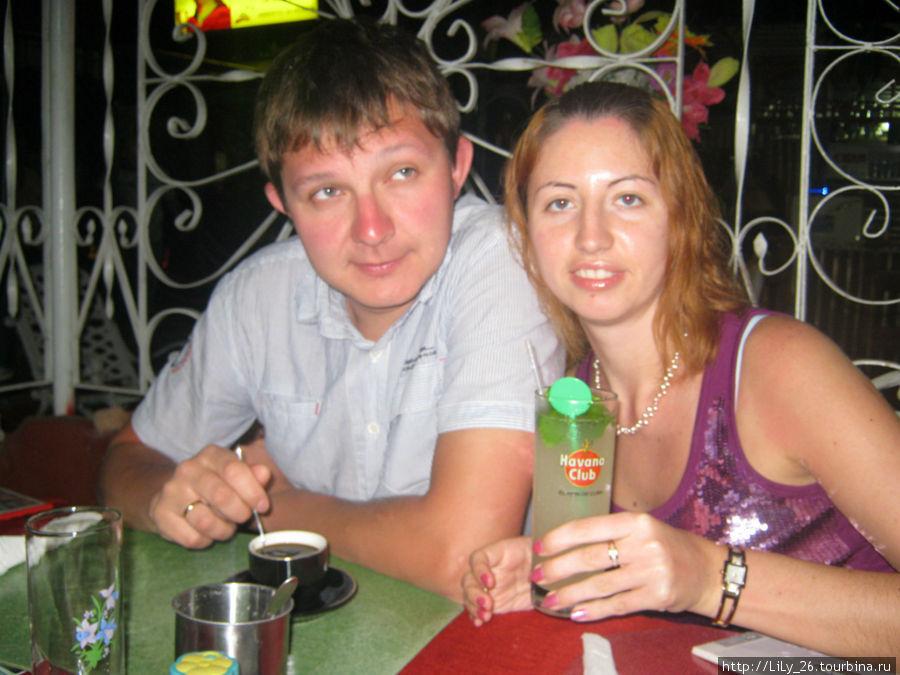 в Сьенфуегосе