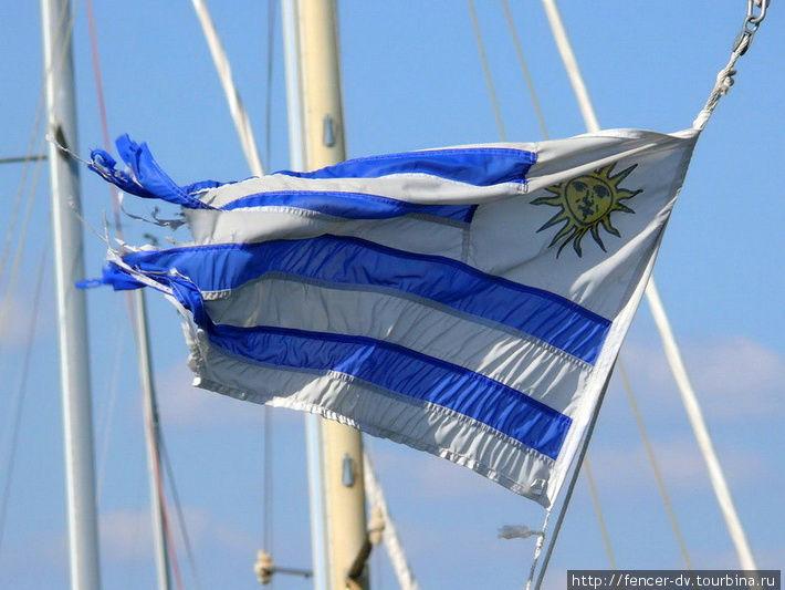 Уругвайские каникулы Монтевидео, Уругвай