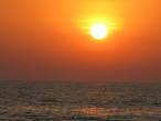 Закат над Красным морем