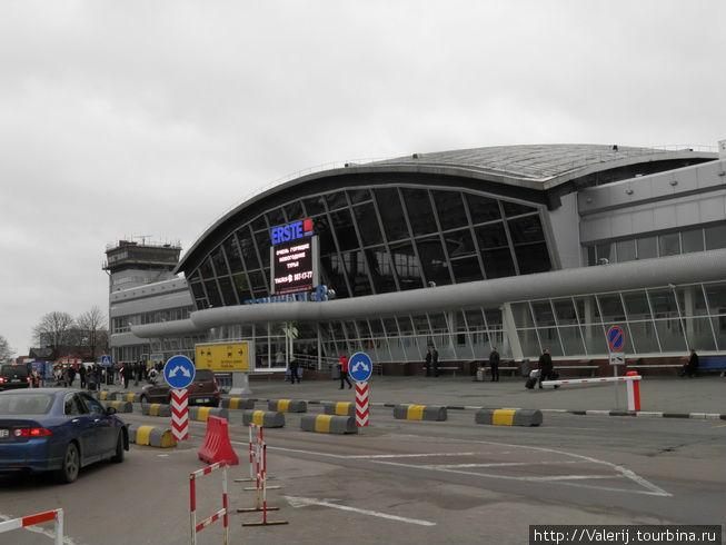 Аэропорт Борисполь, терминал