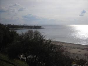 Панорама берега