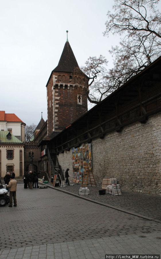 Плотницкая ( Чесельская) башня