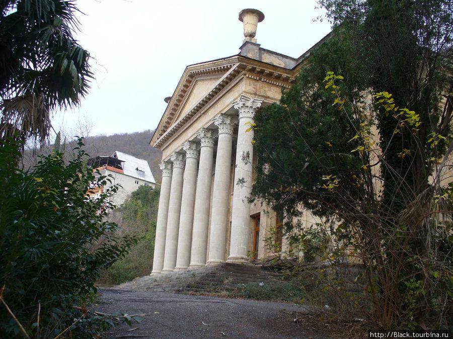 Дом Культуры у Колоннады