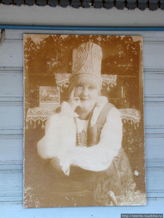 Портрет коломенской пастильницы.