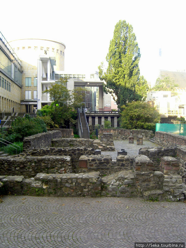 Археологический сад