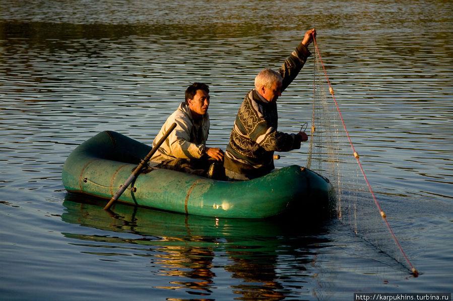 рыбалка сусуман