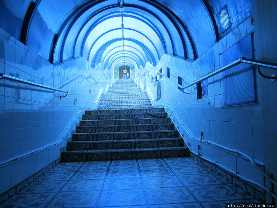 Лестница на горки