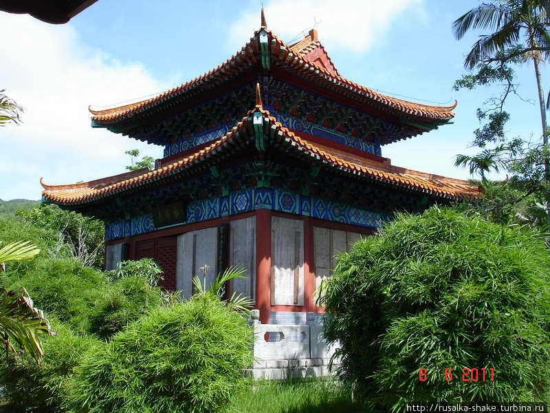 Центр Буддизма Наньшань Санья, Китай
