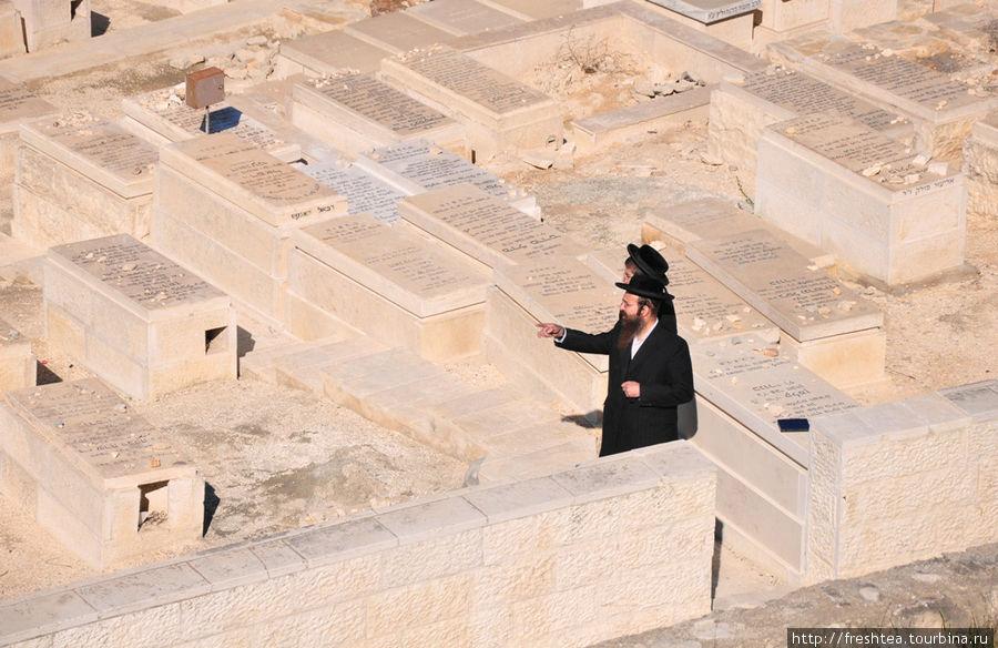 В наши дни здесь хоронят тех, кто сложил свою жизнь во славу Израиля.