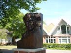 Памятник Генриху Фогелеру