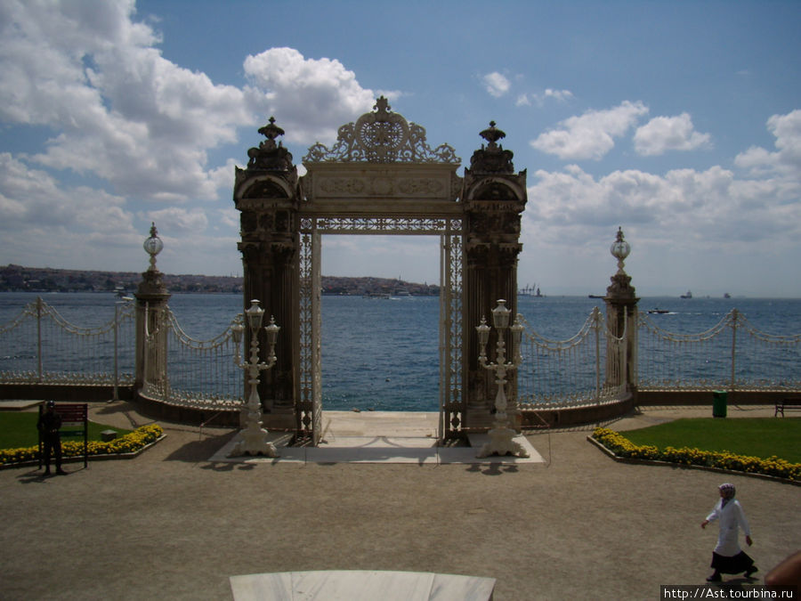 Ворота на Босфор.