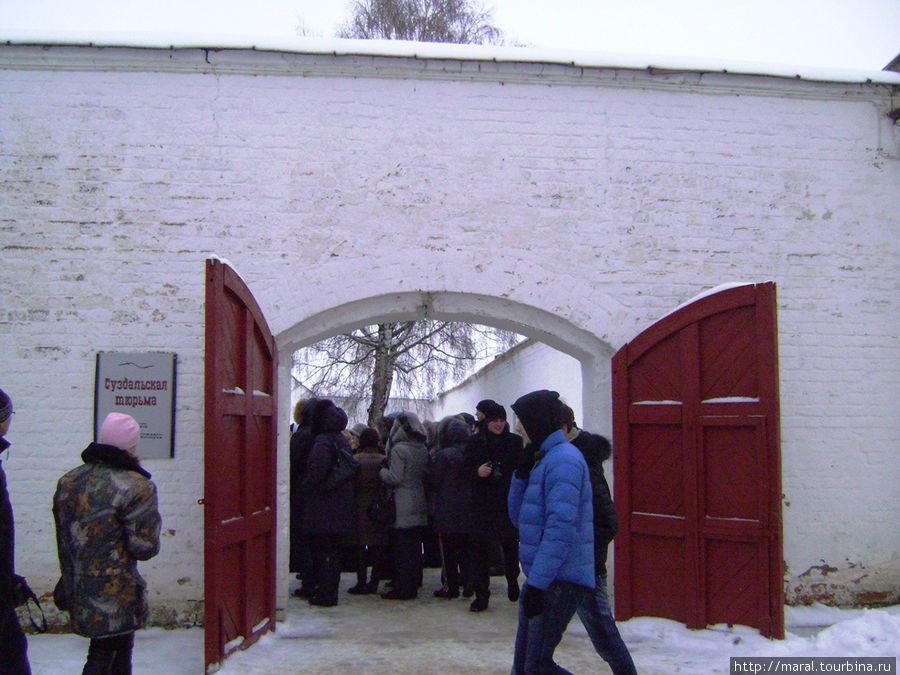 Суздальская монастырская тюрьма была местом скорби вплоть до середины ХХ века