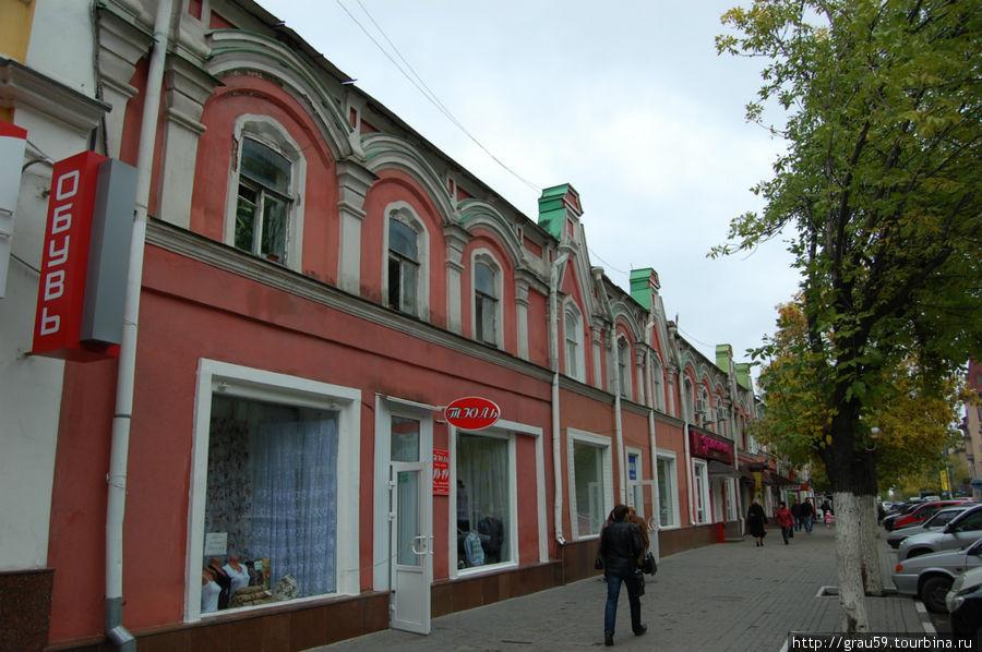 Вид по улице Радищева