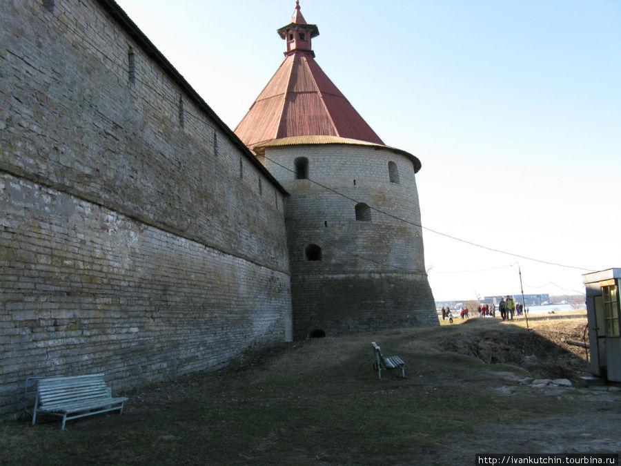 Головкина башня — форпост