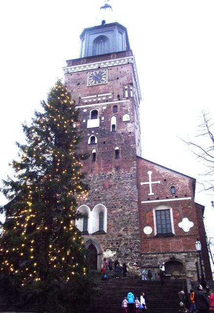 Турку. Кафедральный собор