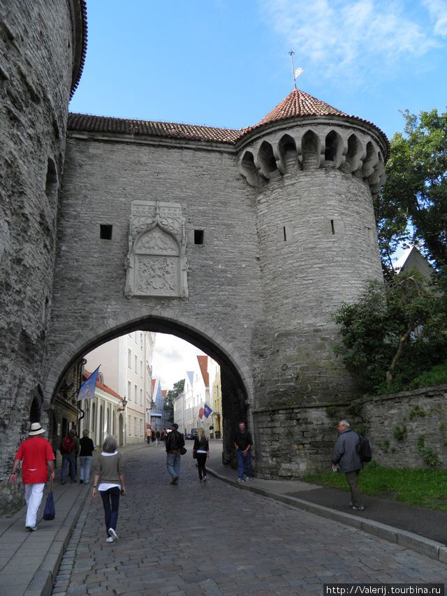 Ворота Старого города