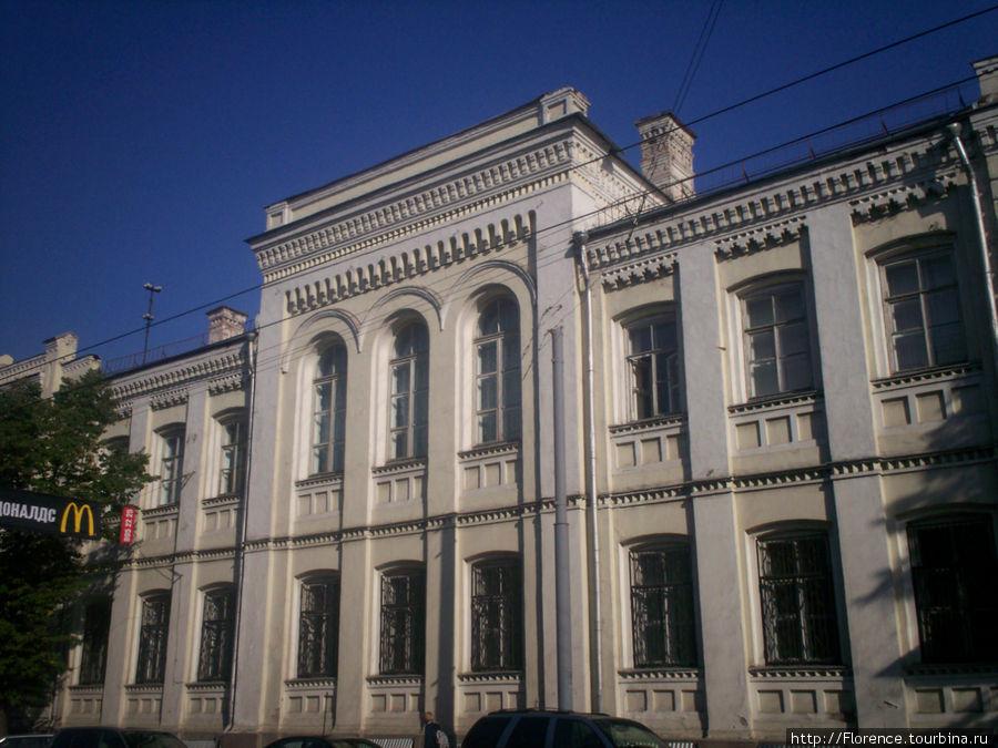 Дом 47, Александро-Мариин
