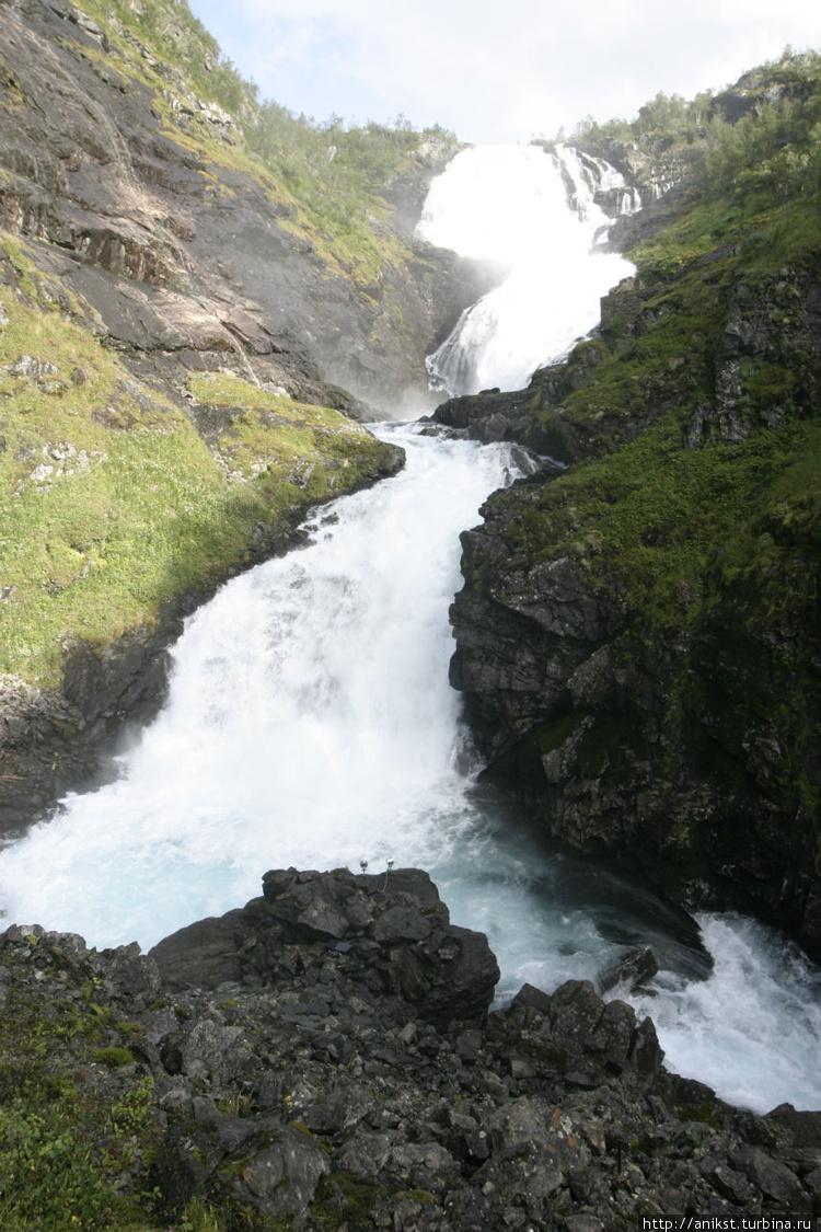 За время поездки по Норве