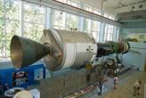 """Стыковка """"Союз""""-""""Аполлон"""", произведена в 1975 году в рамках совместного, советско-американского экспериментального полета. Электрические модели кораблей """"Аполлон"""" и """"Союз-19″"""