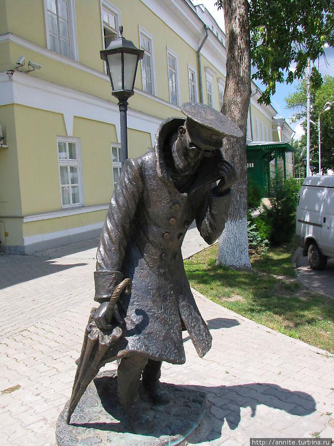 Учитель Беликов.
