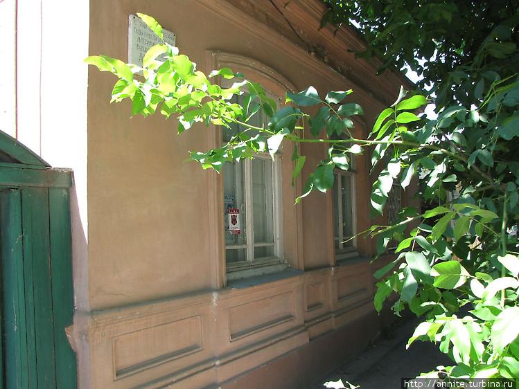 Новый дом Чеховых — ул. Р