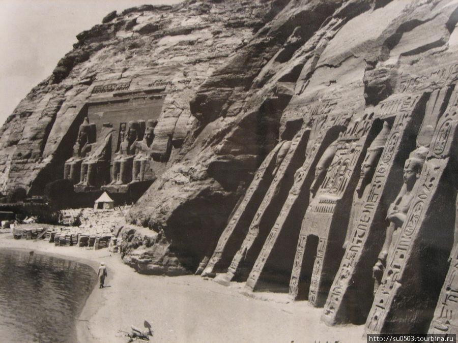 Храм Рамзесса II и Неферт