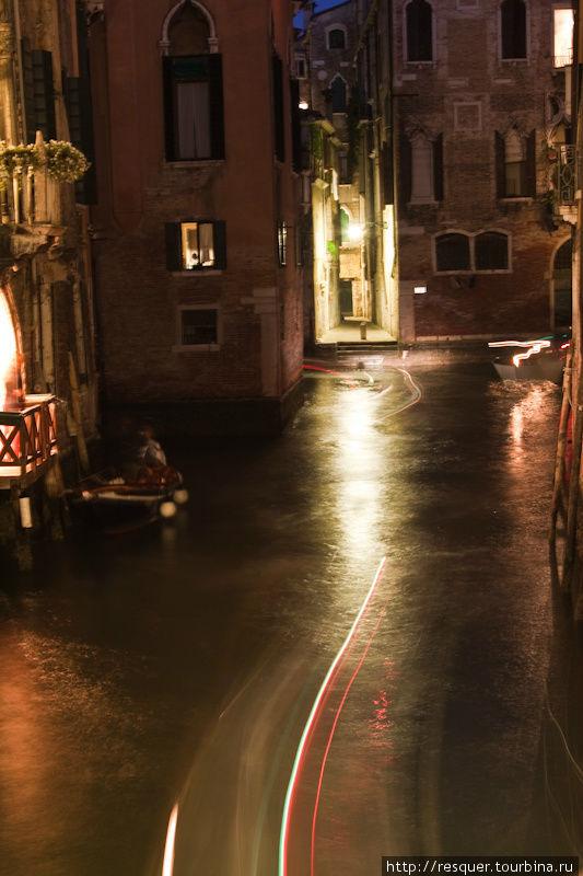 Ночная Венеция, RIO DI S.