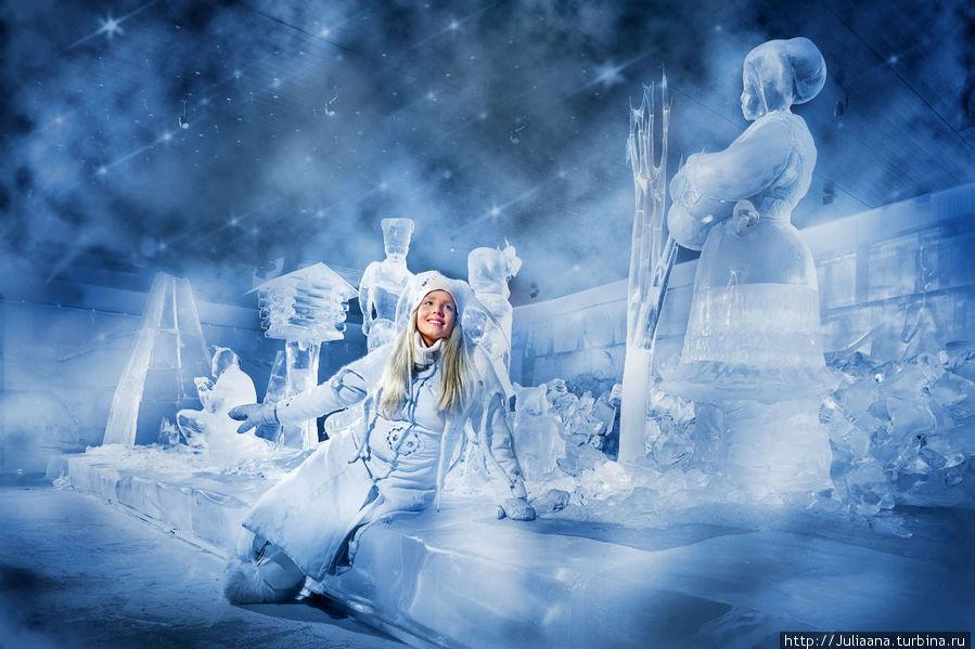 Ледяная Галерея