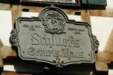 Мемориальная доска на доме,где родился Шиллер.
