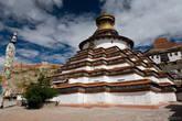 Ступа Кхумбум в Гьяндзе