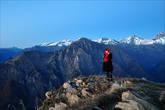 Вершина Гаргаса, высота 2200м