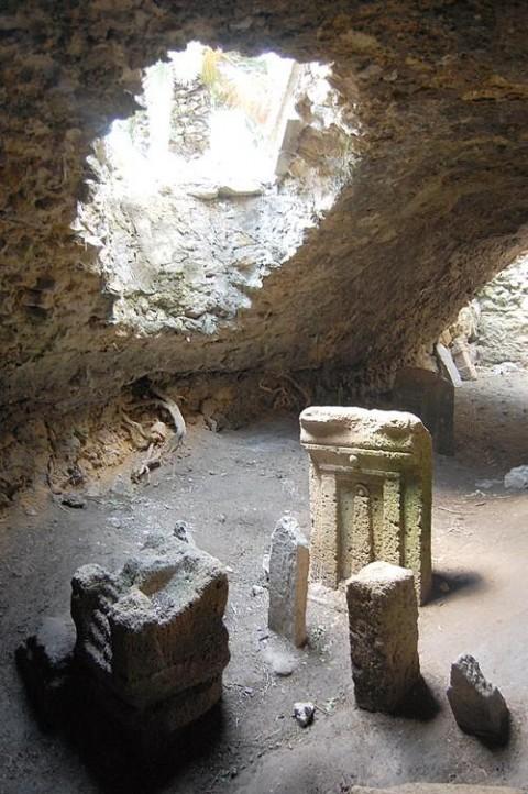 Самые жуткие места мира: Святилище Тофет