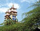 Самая высокая пагода города