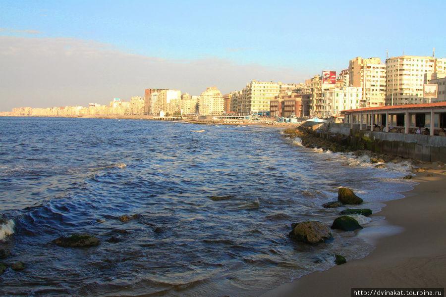 Средиземноморское побереж