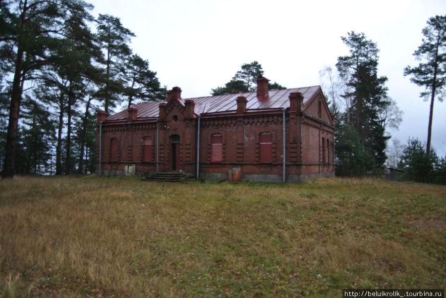 Дом-дворец маячника
