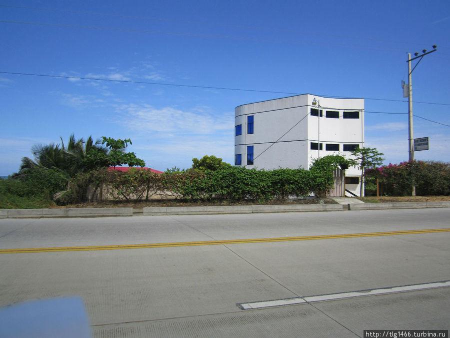 Дорога Рута дел Соль и отель Рифф, вы здесь всегда можете отдохнуть устав в дороге