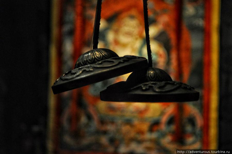 Звуки буддизма