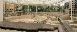 Каждый приличный город Европы должен иметь римские развалины. Есть они и в Сарагосе.