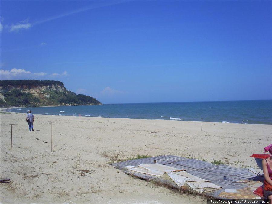 пляж Камчия, Варна, Болгария
