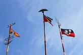 Флаги партий Тамилнада