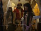 Сцены деревенской ливанской свадьбы