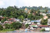 Лаосский городок Хуай Сае