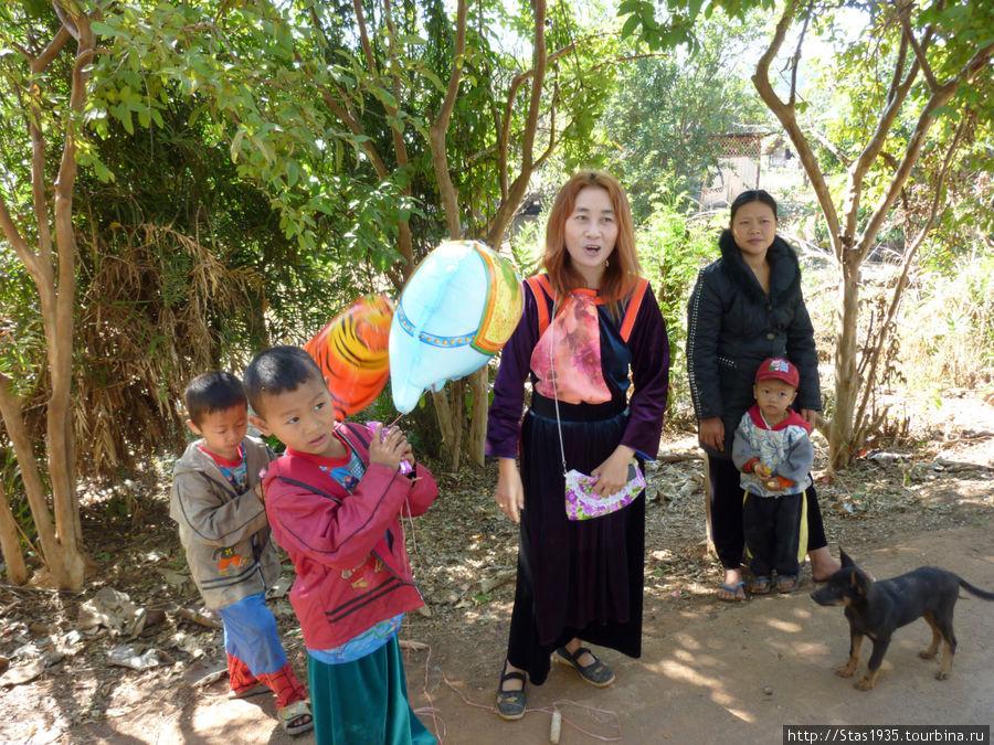 Провинция Чианг Май. Народность Лису.