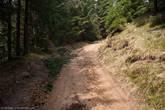 Это одна из лучших горных дорог, чаще она совсем отсутствует. Наш путь к Роминой маме из дома её сестры занял у нас около 5 часов.