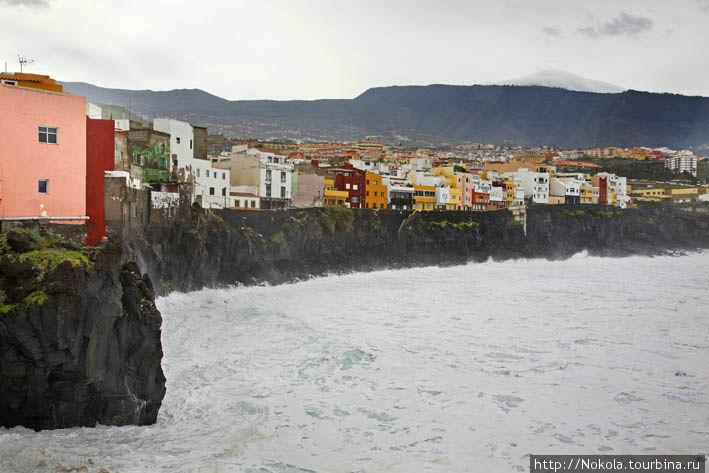 = Пуэрто-де-ла-Крус, остров Тенерифе, Испания