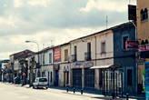 Первое впечатление о городе — какой-то мексиканский «Саус Парк».